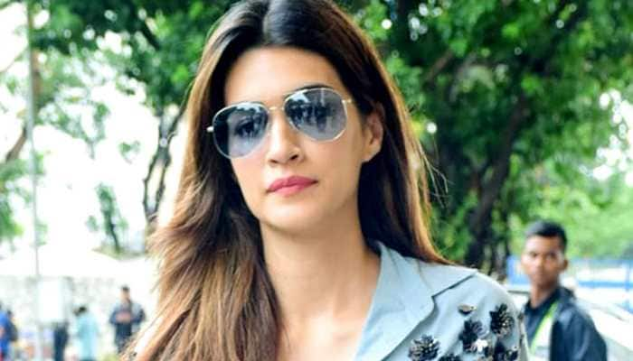Kriti Sanon makes a stylish appearance at the airport—In pics