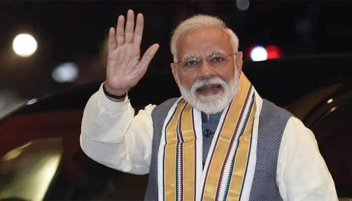 PM Modi thanks people of Tripura for BJP's win in panchayat polls