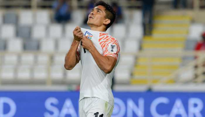 Sunil Chhetri turns 35, birthday wishes pour in for Indian football captain