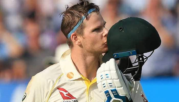 Steve Smith becomes second-fastest batsman to register 25 Test centuries