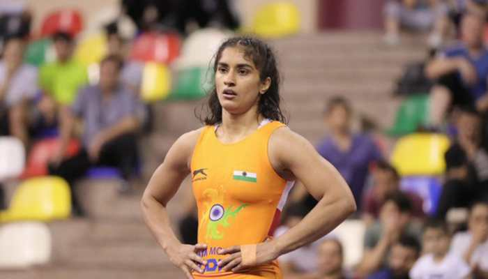 Sports Ministry congratulates Vinesh Phogat on winning gold at Poland Open