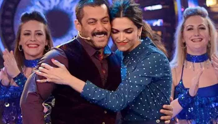 Deepika Padukone reacts to Salman Khan's 'don't have the luxury to be depressed' comment