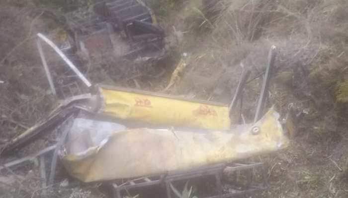 9 children killed as school van falls into gorge in Uttarakhand
