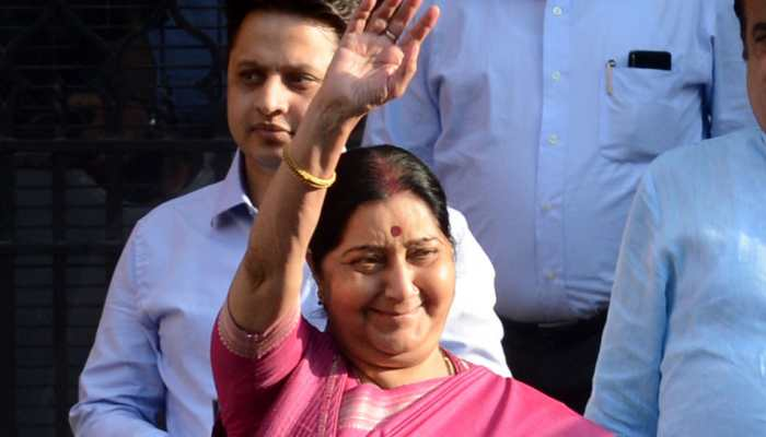 Sushma Swaraj: Credited with many firsts, legacy of an easily-accessible external affairs minister