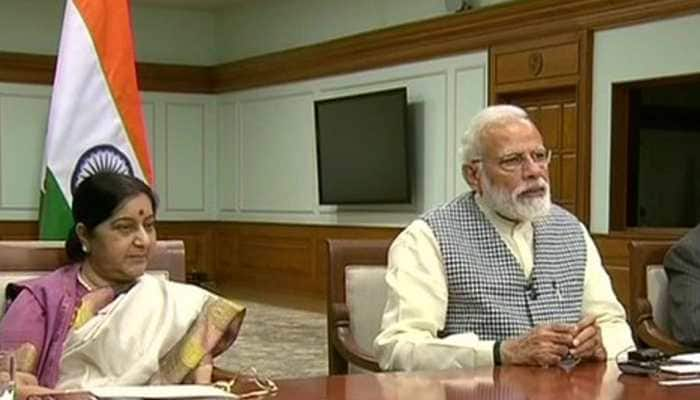 Glorious chapter in Indian politics comes to an end: PM Narendra Modi condoles death of Sushma Swaraj