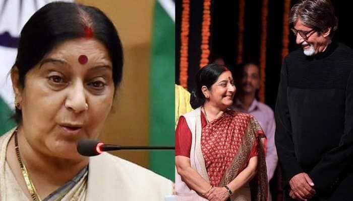 Sushma Swaraj dead: Bollywood mourns the demise of BJP stalwart