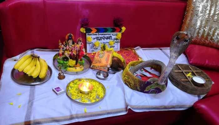 Ritesh Thakur announces new film 'Naag Panchami' on the festive day—See pics