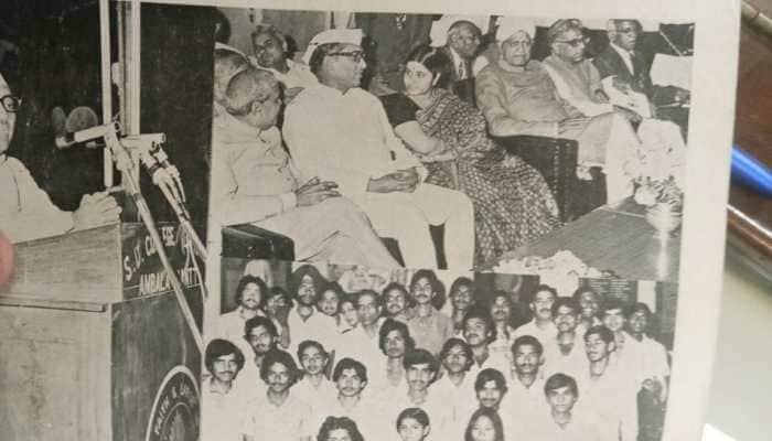 Sushma Swaraj was a bright student, 'Best NCC cadet' in college