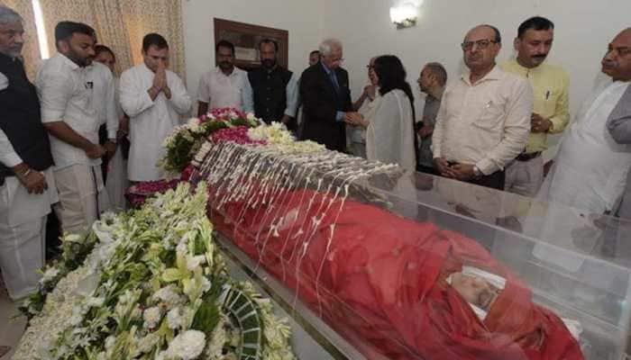 Traffic advisory issued in Delhi as last rites of Sushma Swaraj to take place shortly