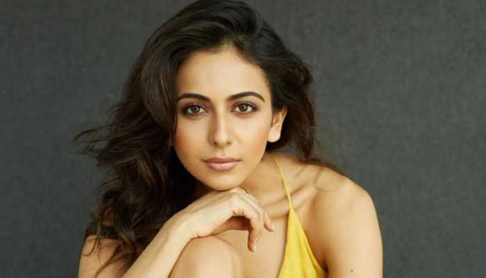 Rakul Preet Singh takes belly dancing lessons