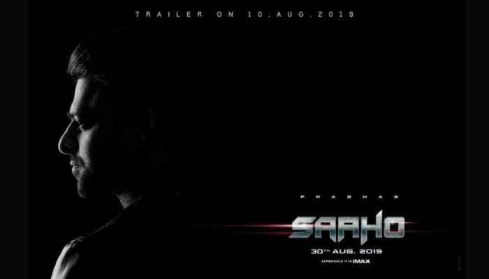 Saaho new poster starring Prabhas out, trailer to be dropped on this date — Details inside
