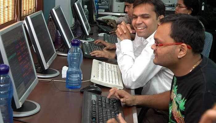 Sensex jumps 636 points, Nifty reclaims 11,000-mark at close