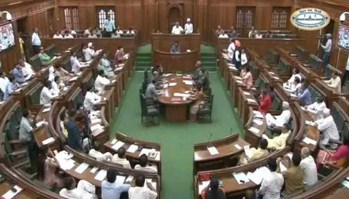 Delhi Assembly Speaker Ram Niwas Goel disqualifies two more AAP MLAs on grounds of defection