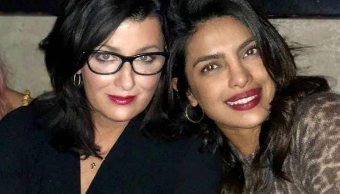 How adorable is this pic of Priyanka Chopra with mother-in-law Denise Jonas?
