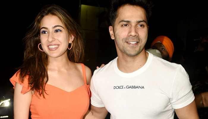 An update on Sara Ali Khan and Varun Dhawan's 'Coolie No. 1'