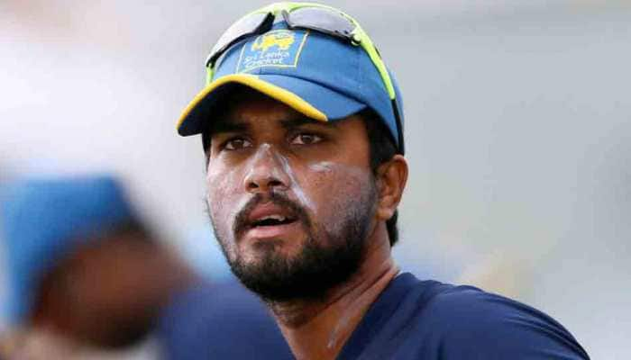 Dinesh Chandimal recalled in Sri Lanka squad for 1st New Zealand Test
