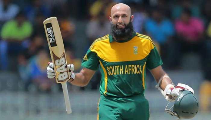 Faf du Plessis dubs Hashim Amla 'father figure' of South Africa team