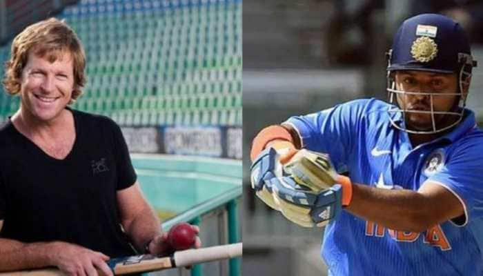 Listen to your body my friend: Jonty Rhodes to Suresh Raina after knee surgery