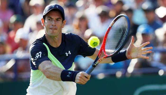 Andy Murray set to make singles return with Cincinnati Open