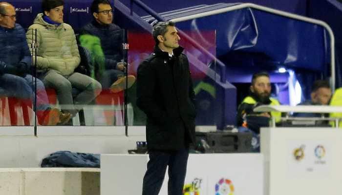 We'll see what happens: Ernesto Valverde on Neymar's transfer