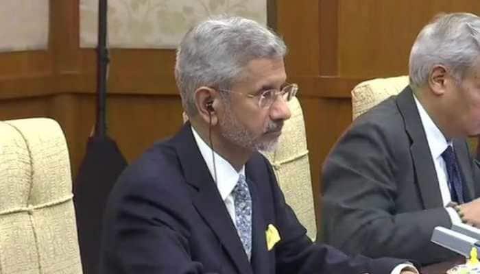 India-China relationship has unique place in global politics: S Jaishankar