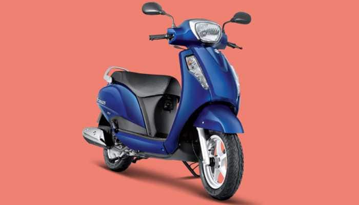 Suzuki launches new variant of Access 125 in India at Rs 59,891