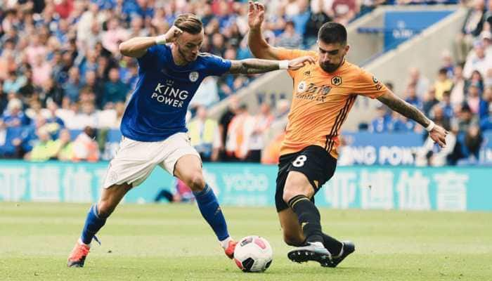 Wolves skipper Conor Coady growls at VAR after goal ruled out