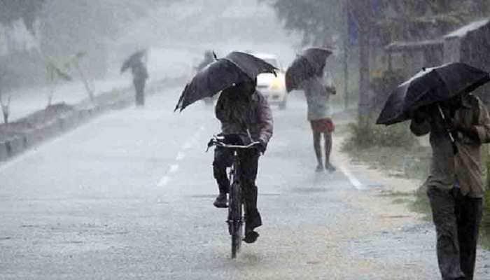 Met predicts heavy rainfall in West Bengal
