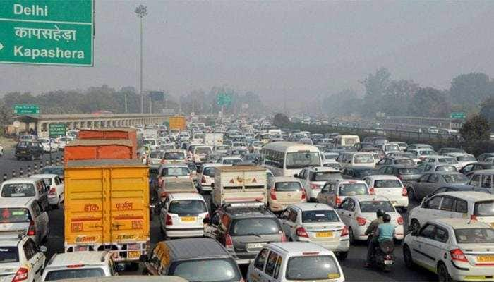 Independence Day traffic advisory: Roads where traffic is diverted in Delhi