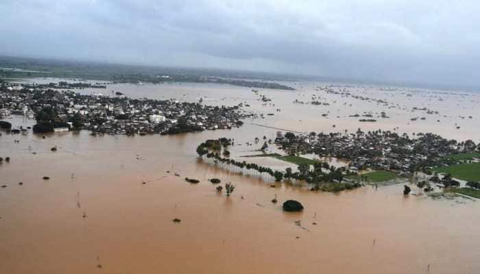 Death toll nears 200 in four flood-hit states; more rains predicted for next few days