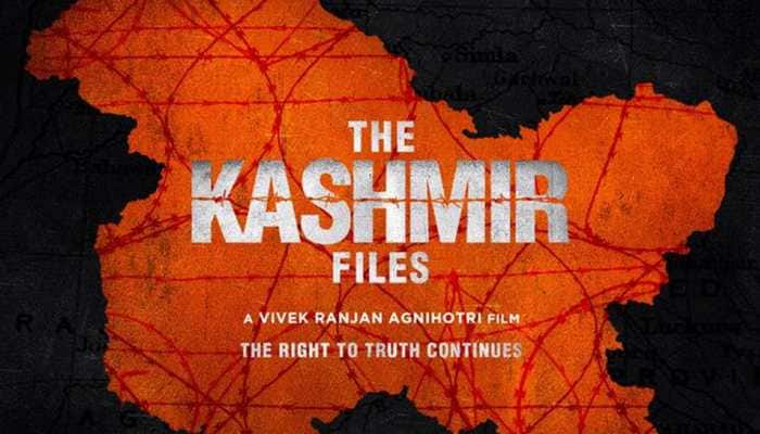 'The Tashkent Files' director announces 'The Kashmir Files'—See poster
