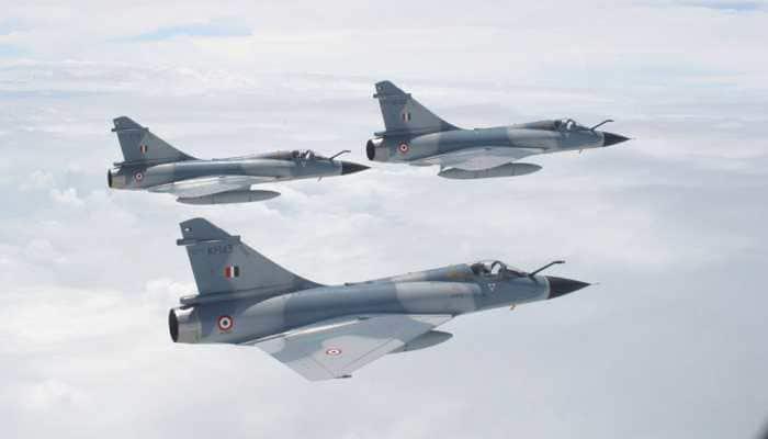 Vayu Sena Medal for IAF pilots - Amit Ranjan, Rahul Basoya, Pankaj Bhujade, BKN Reddy, Shashank Singh - who bombed JeM camp in Pakistan's Balakot
