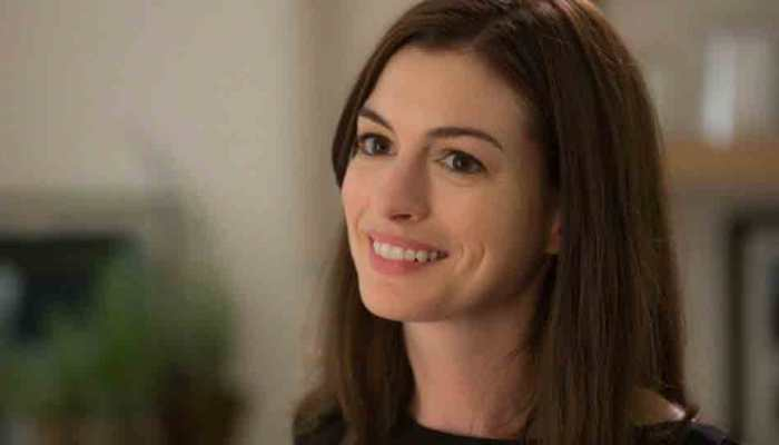 Anne Hathaway recalls feeling pressured to lose weight at 16