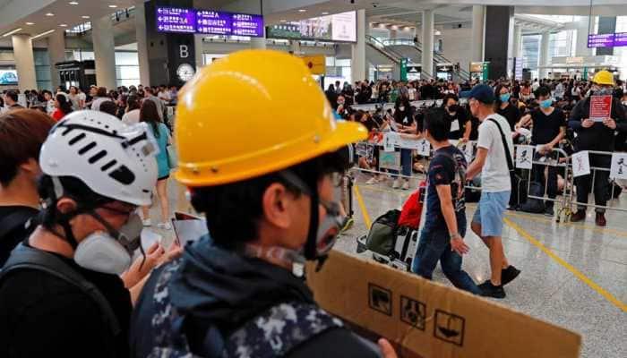Hong Kong readies for more protests, Donald Trump ties crisis to US-China trade deal