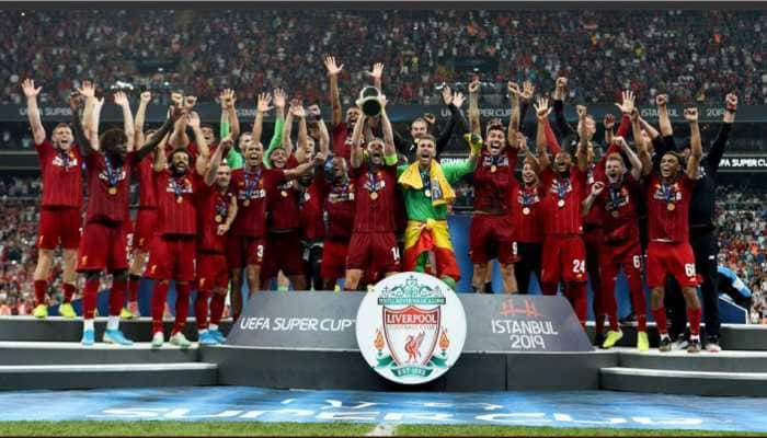 Liverpool win Super Cup against Chelsea after penalty shootout