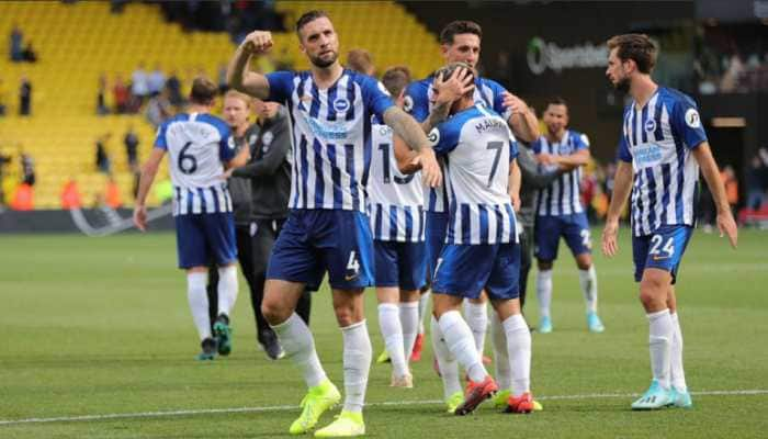 Brighton & Hove Albion can improve despite 3-0 win in league opener, says Graham Potter