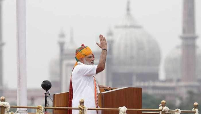 PM Narendra Modi's address to the nation on 73rd Independence Day: Read full speech