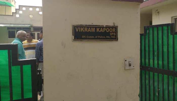SIT set up to probe Faridabad DCP Vikram Kapoor suicide case