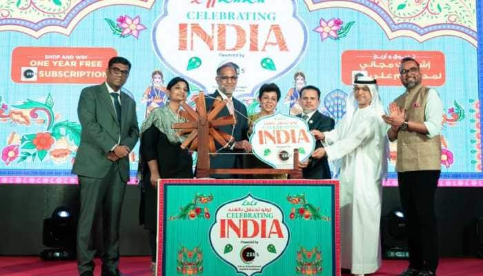 ZEE5 Global kickstarts its partnership with LuLu in the Middle East with their 'Celebrating India' festival