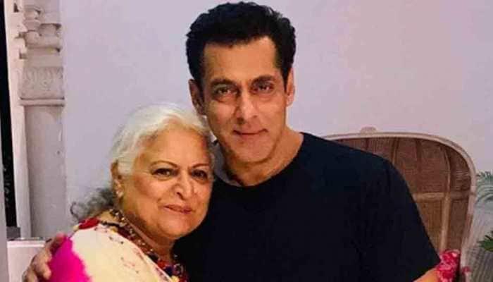 Salman Khan celebrates Raksha Bandhan with Bina Kak