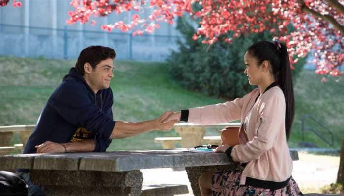 Noah, Lana start shooting for third season of 'To All the Boys I've Loved Before'