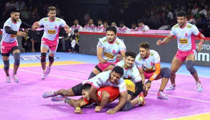 PKL 7: Clinical Pink Panthers see off Gujarat Fortunegiants