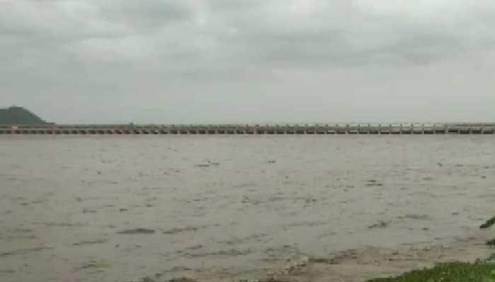 Andhra: 2nd-level warning continues along Krishna River, Godavari water levels stable