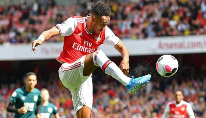 Two out of two for Arsenal as Pierre-Emerick Aubameyang sinks stubborn Burnley