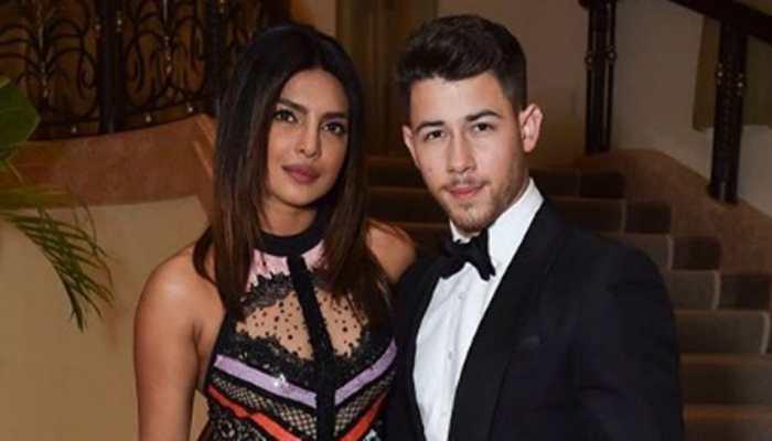 Priyanka Chopra-Nick Jonas look straight out of a movie set at Joe Jonas' birthday bash- See pics