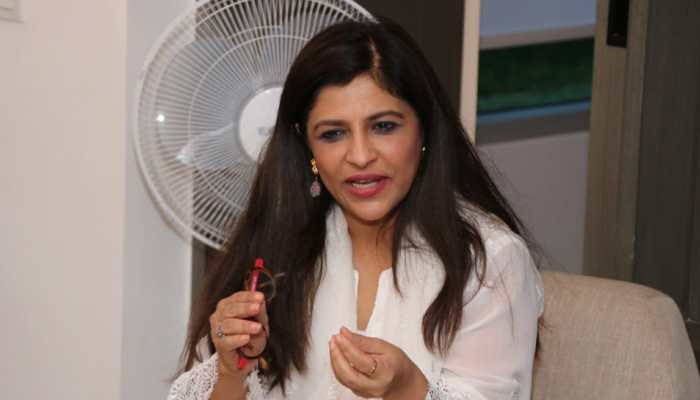 Watch: BJP's Shazia Ilmi takes on 'Azadi' protesters from Pakistan in Seoul