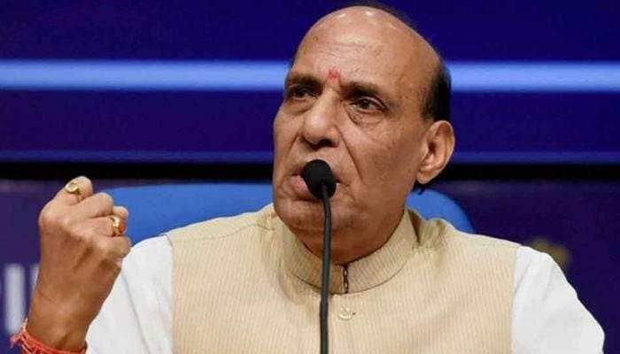 Defence Minister Rajnath Singh mocks Pakistan for 'running pillar to post' over J&K, says talks will happen only on PoK
