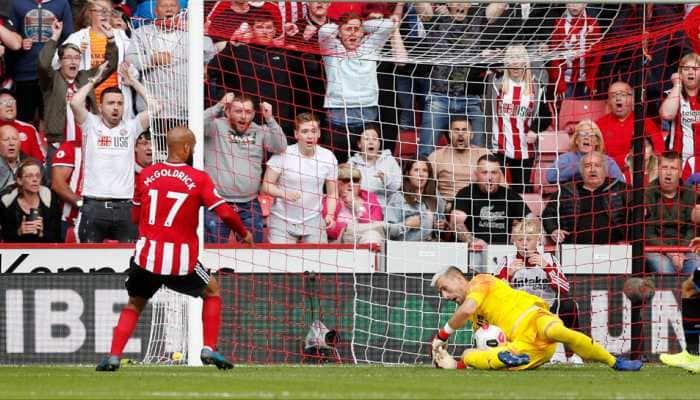 John Lundstram strike gives Sheffield United 1-0 win over Crystal Palace