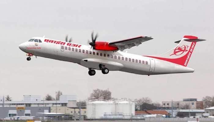 Alliance Air Delhi-Jaipur flight makes emergency landing at Delhi's IGI Airport due to landing gear problem