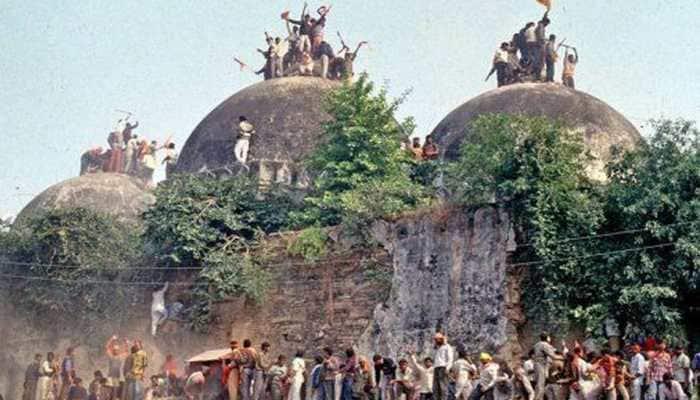Ayodhya Ram Janmabhoomi-Babri Masjid title dispute case: Day 9 hearing in  Supreme Court | India News | Zee News